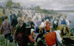 Что несут на освящение в храм в праздник первого Спаса?