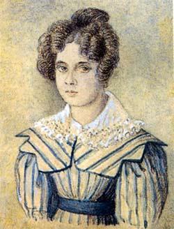 Софья Михайловна Салтыкова (1806–1888), жена поэта Антона Дельвига