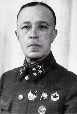 Генерал-лейтенант инженерных войск Карбышев Д.М.