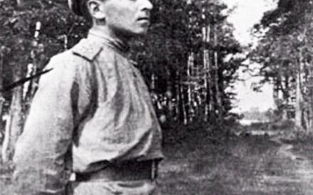 Поручик 16-го Мингрельского полка Михаил Зощенко