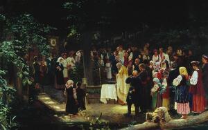 Что несут на освящение в праздник Яблочного спаса?