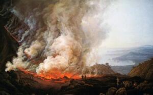 Когда и как погибли города Помпеи, Геркуланум и Стабия?