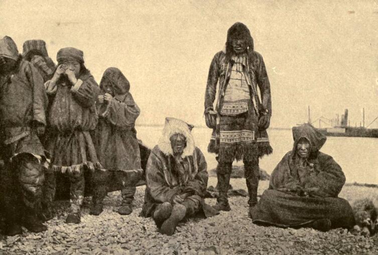 Чукчи Анадыря, 1909 г.
