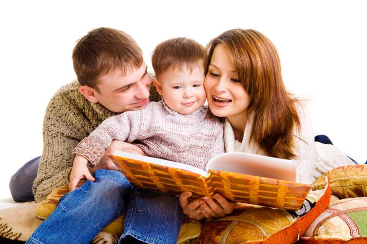Как привить ребенку любовь к книге?