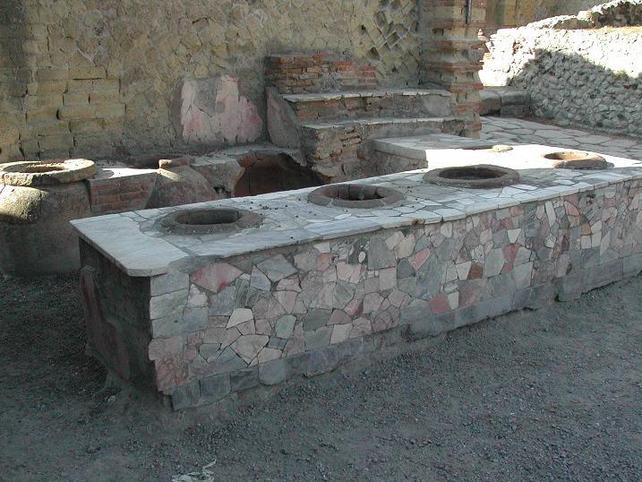 Термополий в Геркулануме