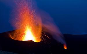 Сколько вулканов в Италии?