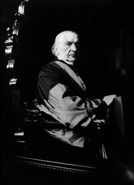 Уильям Гладстон, 1884 г.