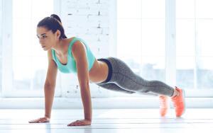 Как поддерживать хорошую физическую форму, не выходя из дома?