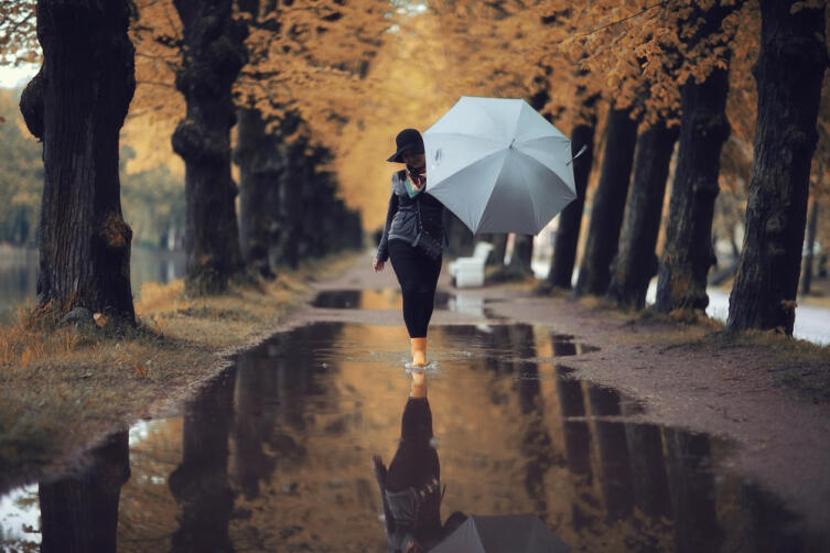 Как избавиться от осенней хандры и посмотреть на осень по-другому?