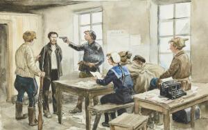 Как провокатор Малиновский помогал бороться с большевиками?