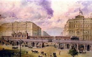 Как строили Ленинградский метрополитен?