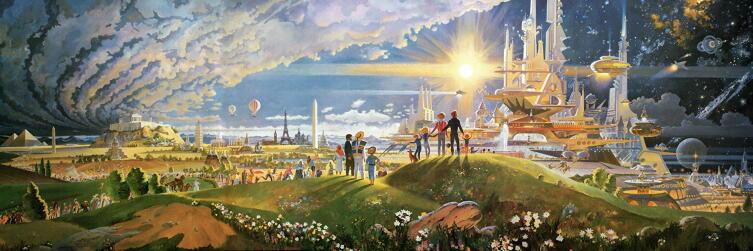 Роберт Макколл, «Будущие»