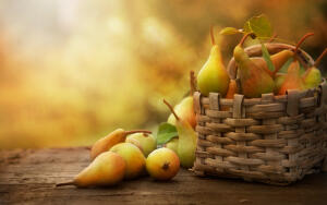 Какие заготовки на зиму можно сделать из груш?