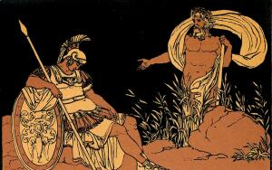 Троянская война. Как Эней избежал смерти?