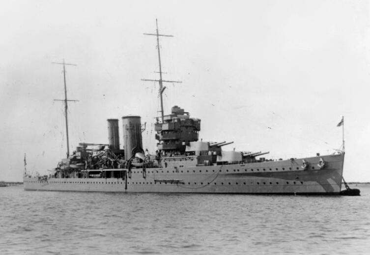 Тяжёлый крейсер «Йорк»