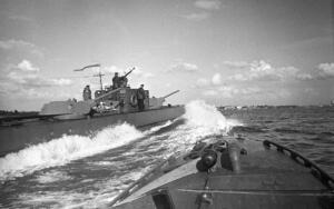 Страницы истории. Как в блокадном Ленинграде строили военные катера?