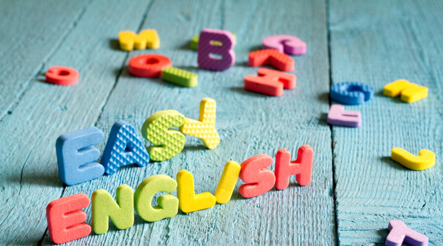 Как я выучила  английский язык?