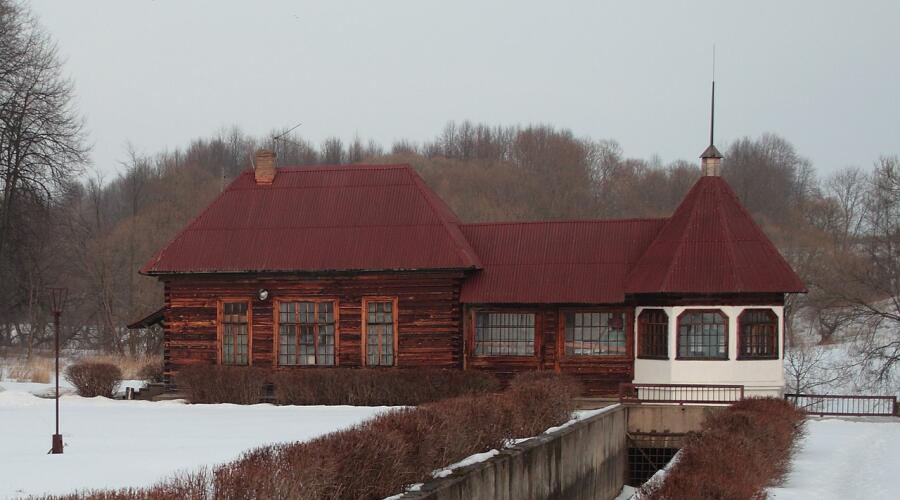 Ярополецкая ГЭС имени В. И. Ленина