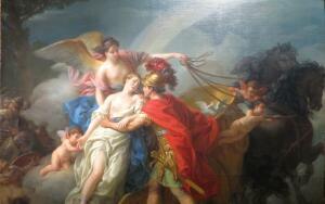 Афродита ранена. Где спасение?