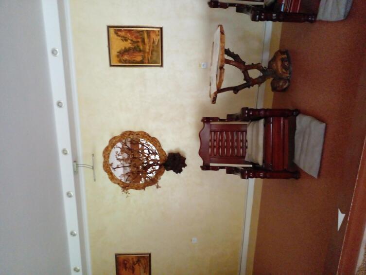 Комната янтарной терапии