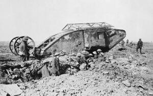 Как американцы создавали свои танковые войска?