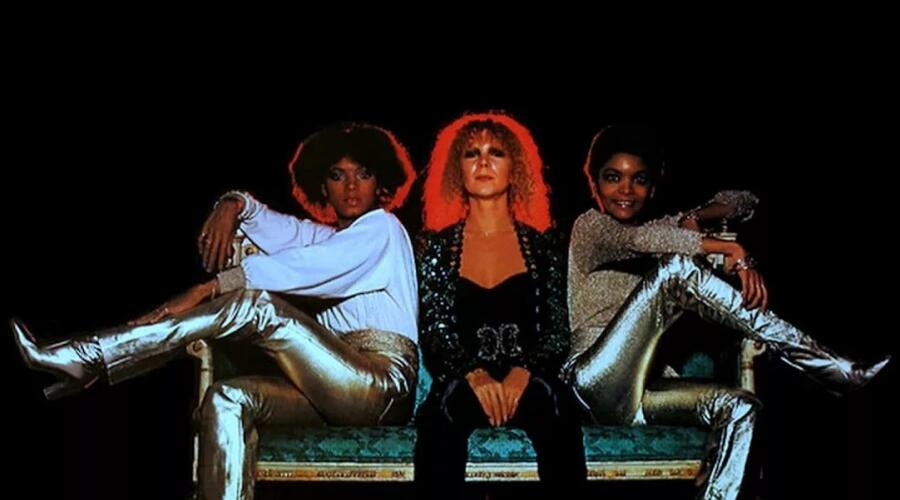 Фрагмент обложки сингла BELLE EPOQUE «Bamalama»