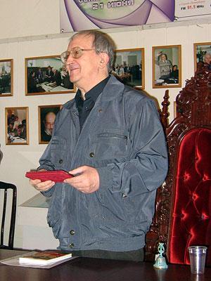 Борис Стругацкий, 2006 г.