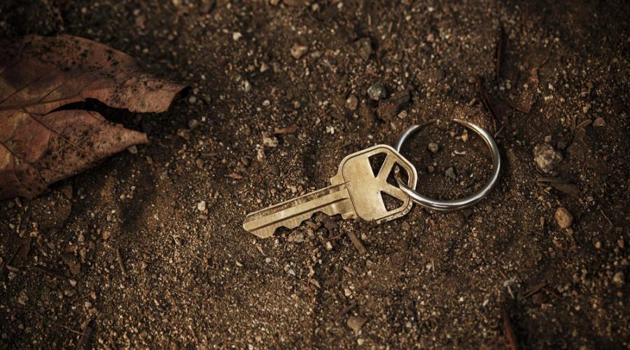 Почему не стоит подбирать ключ на перекрестке?