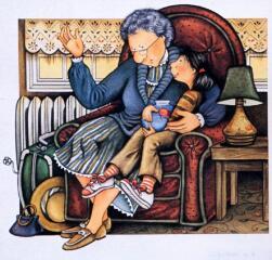 Что приносят в жизнь наши любимые бабушки?