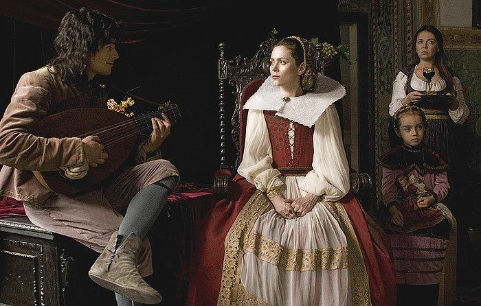 Кадр из к/ф «Кровавая графиня — Батори», 2008 г.
