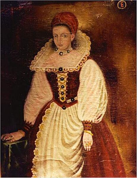 Елизавета Батори (Альжбета Баторова-Надашди)