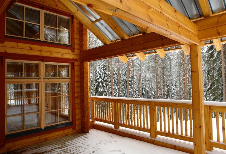 Какое время года подходит для начала строительства загородного дома?