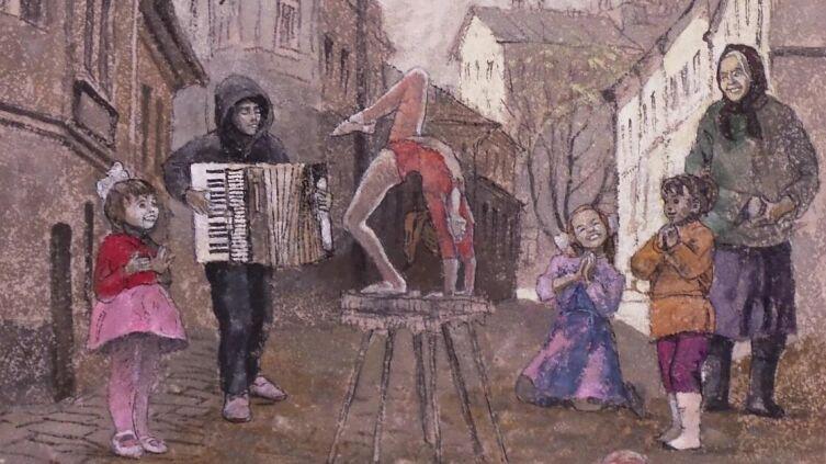 В. В. Комаров, «Таланты и поклонники», 2016 г.
