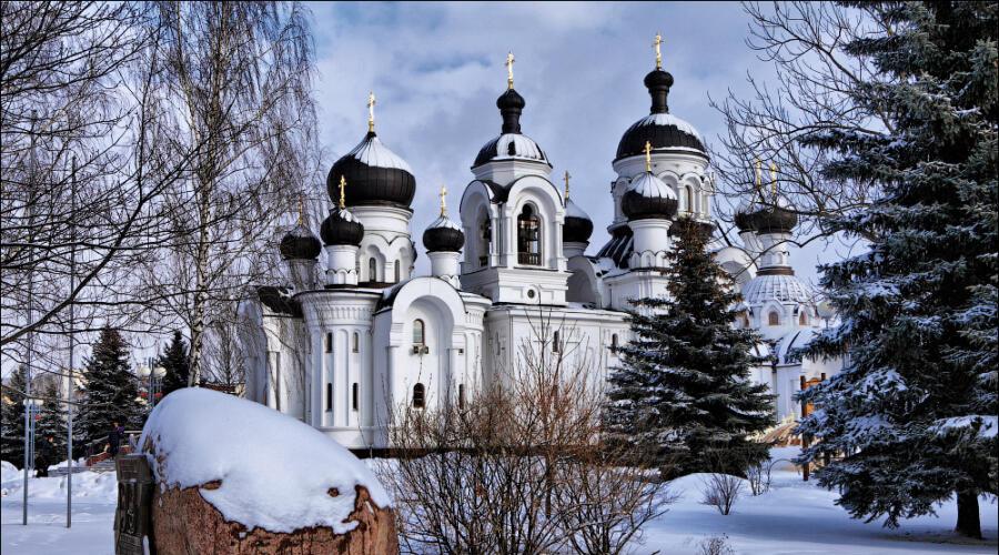 Барановичи. Церковь святых Жён-мироносиц