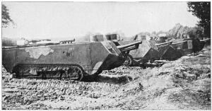 Как во Франции появились танковые соединения?