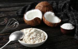Как можно использовать кокосовую муку?