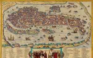 Война Святого Саввы. Как венецианцы с генуэзцами поссорились?