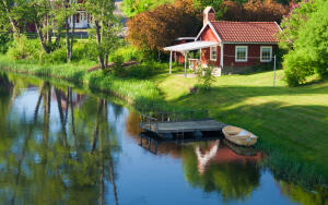 Как один швед речку на родине спасал?