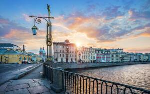 Что интересного посмотреть в Санкт-Петербурге?