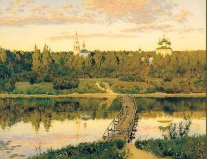 Тихая обитель. 1890 г.