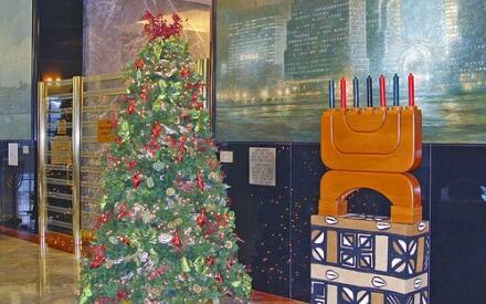 Рождество и Кванза - рядом
