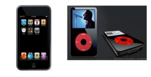 Apple iPod touch 8Gb и Apple iPod U2 Special Edition