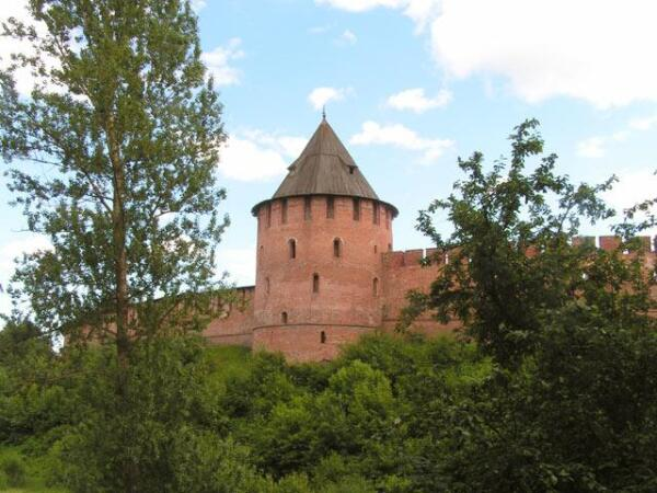 Федоровская башня Детинца
