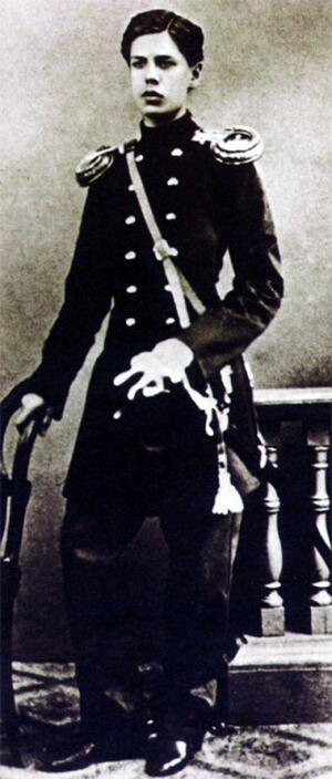 Модест Мусоргский — офицер Преображенского полка