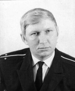 Гулидов Евгений в 1977