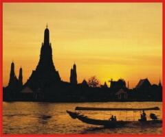 Бангкок и сегодня похож на сказочную столицу древнего Сиама.