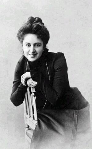 Мария Федоровна Андреева