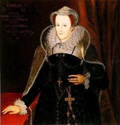 Мария Стюарт в Англии. Примерно 1578 г.
