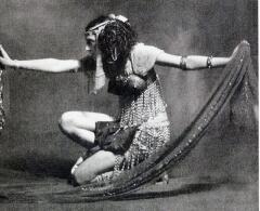 Танец семи покрывал