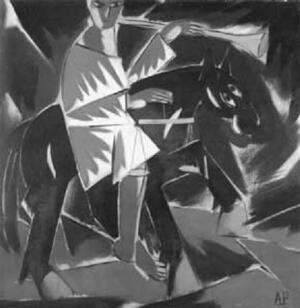 А.Рыбников «Апокалипсис» (1918)